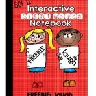 Sight Words List 5 Set 11 (laugh) Interactive Notebook Third Grade FREEBIE: This Sight Words Interactive Notebook has been designed for students le...