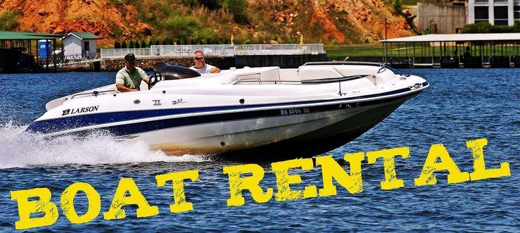 Boat rentals near camdenton at lake of the ozarks