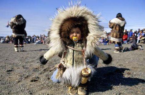 Inuit's Biggest Threat: Climate Change or Regulations? : TreeHugger
