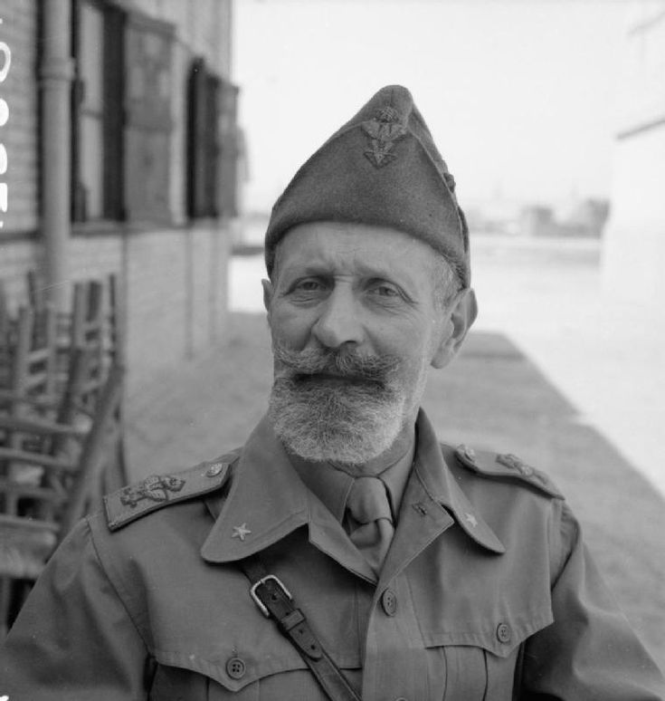 Lt. Gen. Annibale Bergonzoli (1884-1973). This Italian veteran of 5 wars commanded the XXIII Corps when he became a POW at Beda Fomm in Libya 1941.