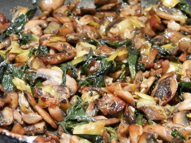 hogymegtudjuknézni: Ma este kivételesen főztem: Gombaragu