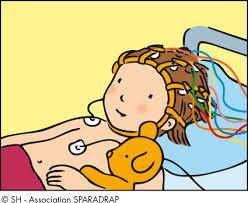 Mon enfant fait des crises d'épilepsie