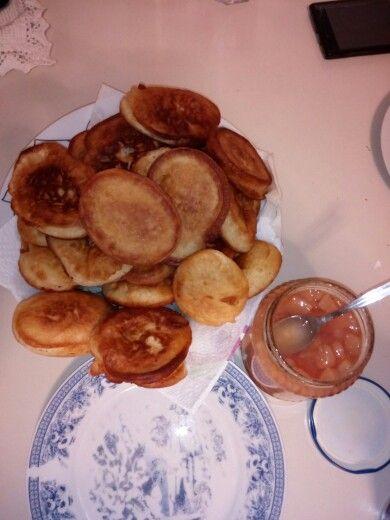 Plum cake con marmellata di mele cotogne   una bontà per la collazione o merenda