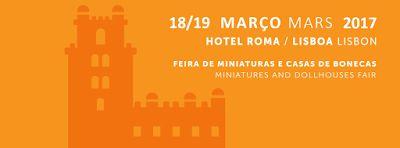 LISBOA MINIS  - Feira de Miniaturas e Casas de Bonecas