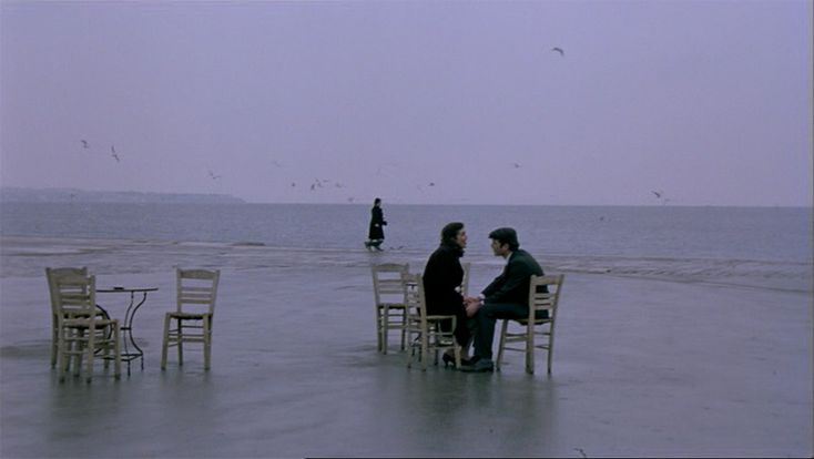 Moviescapes Master Theo Angelopoulos from Greece in his Weeping Meadow Trilogy