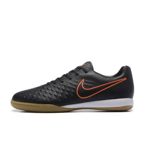 Bast Nike Magista Orden II IC Svart Fotbollsskor