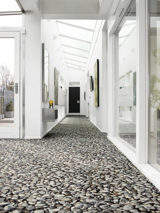 Danish carpet producer Ege came up with the Out of Nature collection.