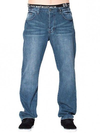 HORSEFEATHERS kalhoty ALTITUDE BLU