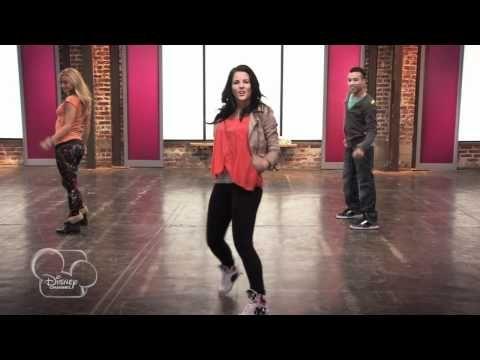 Gimme Gimme - Shake it Up Dance Class!