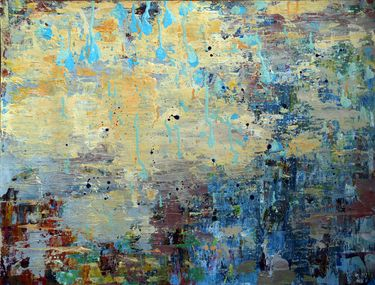 "Saatchi Art Artist Barbara Scott; Painting, ""abstract VIII"" #art"
