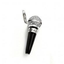 Microphone Pendant - Thomas Sabo Charm