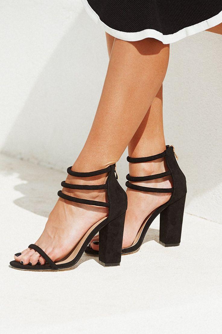 BILLINI - Paquita Heels (Black) Billini