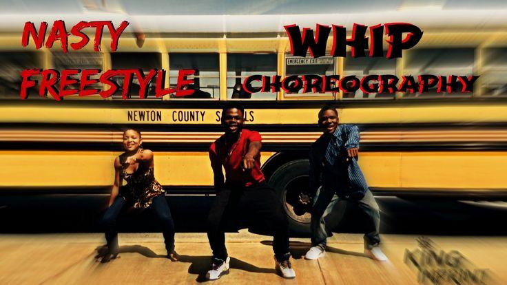 20/20 Choreography Twayne Nasty Freestyle Whip Choreography @Kingimprint