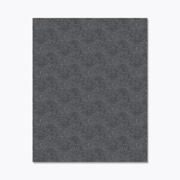 Kurupuro-vahakangas Musta / Valkoinen / 145