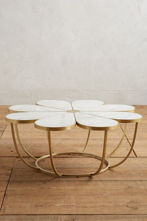 Boutonniere Coffee Table #anthroregistry