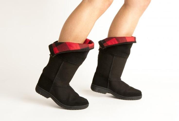 Fireman Boots Short - Black   BoBoots