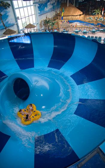 Kalahari:  Just visited this week for the first time. This place is awesome. My kids are both 6 and they had a blast. At this age they can do just about everything there. Best indoor water park in Ohio. Great way to beat the winter blues!