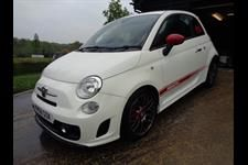 The Abarth 500 is the sporty cousin of the wildly popular Fiat 500. Fiat's sporting offshoot, Abarth, has taken the standard 500 and given it a fiery makeover with upgraded power units, firmer suspension and sharper handling.