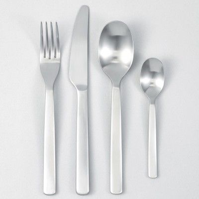 Barber and Osgerby Olio 16 Piece Cutlery Set
