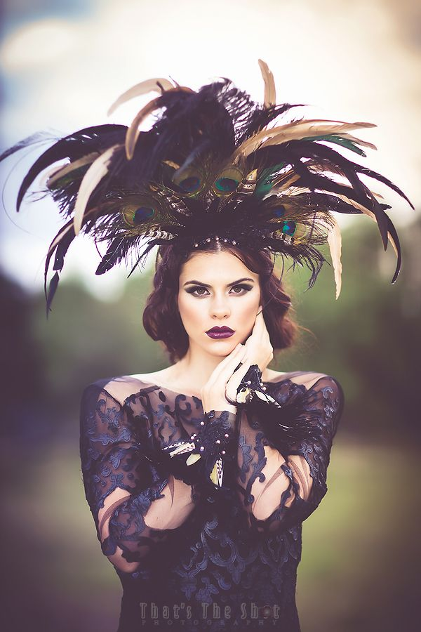 Credits: Model : Laura-Jane Corker Photographer: David Diep from That's the Shot Photography  Make up Artist: Anita Mua from D&K Beauty Hair: Teressa Au Hair Artist from X-Per-Tease Award Winning Hair Studio Dress: Anie Zanazanian from @aniezcouture . Feathers creations: Faith Valent from Feather by Faith