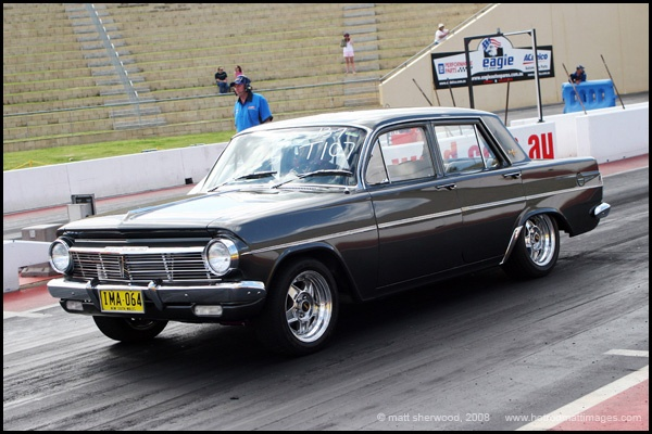 Drags, EH Holden