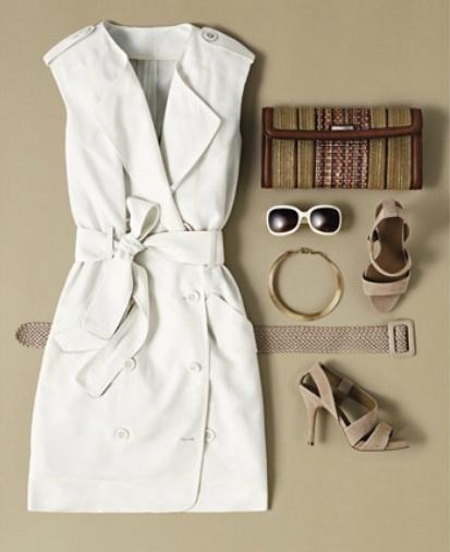 ¿Qué me pongo? Look 'urban chic' para la primavera/verano 2012