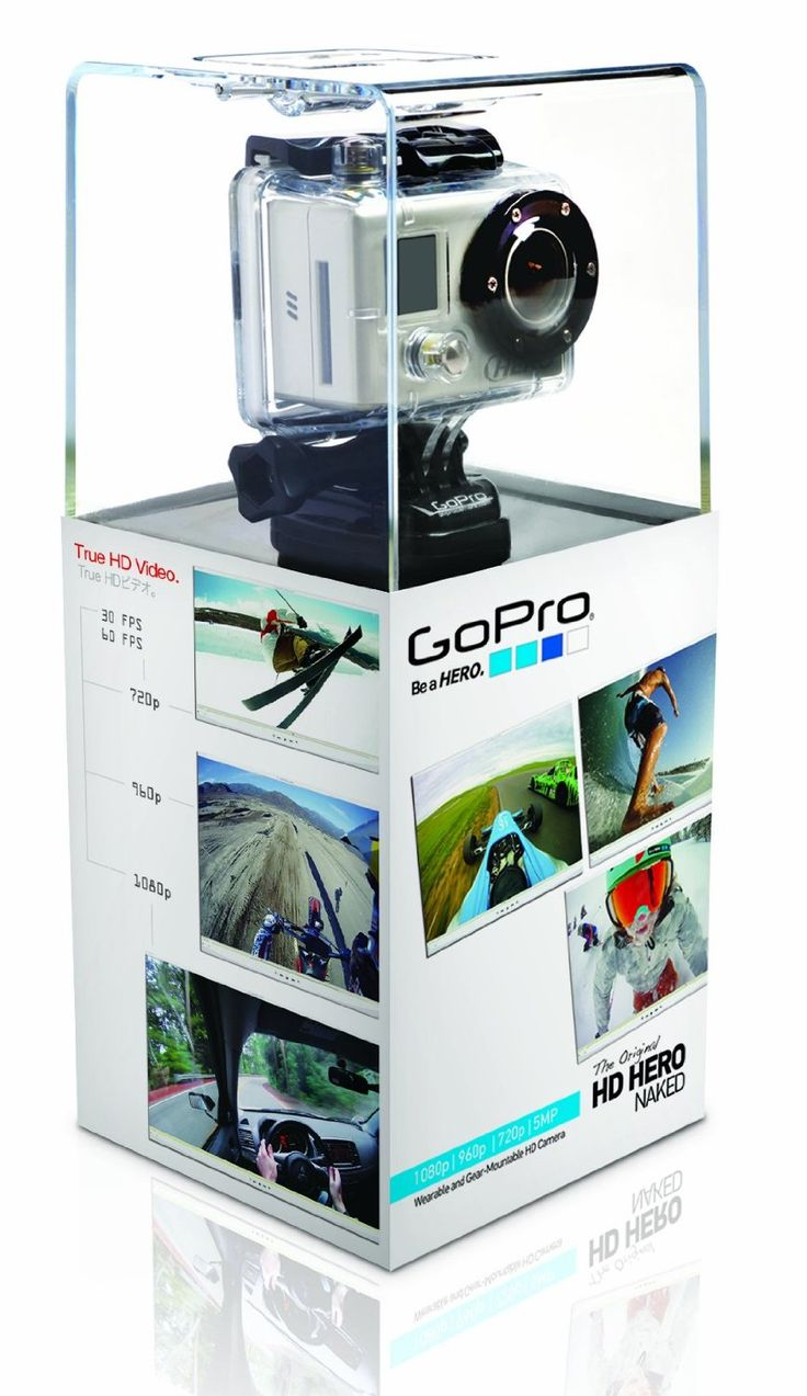 Gifts for Teenagers ~ Do you have a teen that loves outdoor sports??  Boys go nuts for the GoPro Camera.  It's a video camera that can mount to their helmet, body, car, motorcycle, surfboard, etc.   Now their awesome tricks and bloopers can always be caught on film.  I actually think my husband would like this!