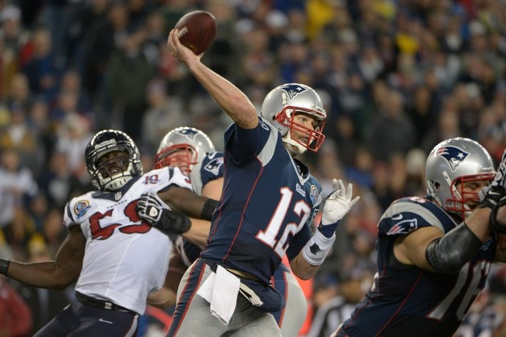 Texans vs. Patriots odds: New England opens as big favorites.