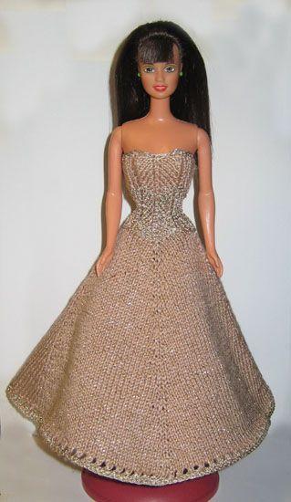 Sticka till Barbie 601-650