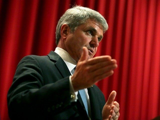 """Homeland Security Chairman Rep. Michael McCaul (R-TX) blames President Obama and former Secretary of State Hillary Clinton for the rise of the Islamic State. """"I would say that she and the president are responsible for ISIS rearing its ugly head,"""" McCaul said, during a Christian Science Monitor breakfast with reporters in Washington D.C. this morning. ..."""
