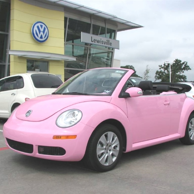 2004 Volkswagen New Beetle Convertible: 17 Best Images About Princess Bug On Pinterest