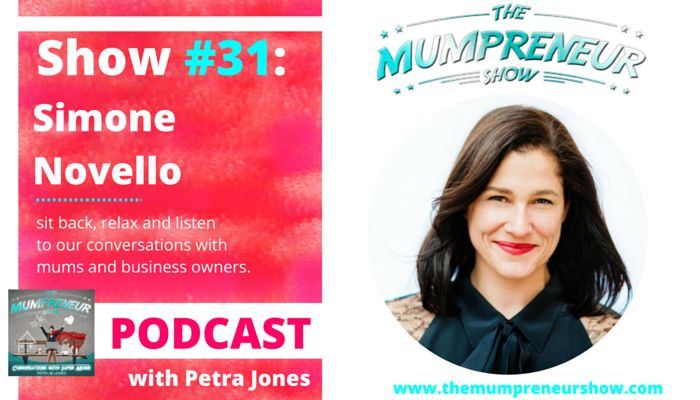 31. Simone Novello talks about strategic partnerships and how to use them to grow your business