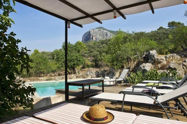 Villa de vacaciones en Alaró. 4 Dormitorios + 3 Baños + 8 Plazas > http://www.alwaysonvacation.es/alquileres-vacaciones/1363951.html?currencyID=EUR #AlwaysOnVacation #Verano #IslasBaleares