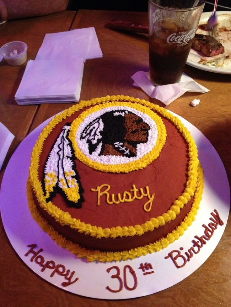 Rusty had a great cake on his 30th! #HTTR
