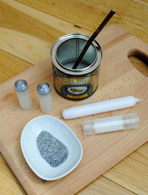glitter crayons: Diy Crafts, Diy'S, Glitter Crayons ️, Glitter Candles, Glitter Crafts, Diy Glitter, Glitter Crayons And, Kid