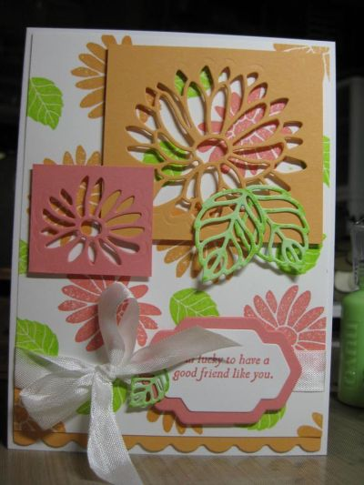 Occasions catalog Luv 2 Stamp group Special Reason / Stylish Stems card by Ang, Supplies from Stampin Up!