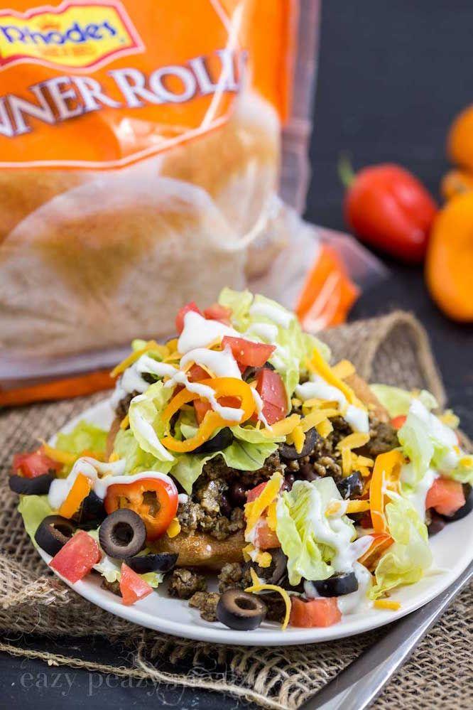 Family Favorite Navajo Tacos