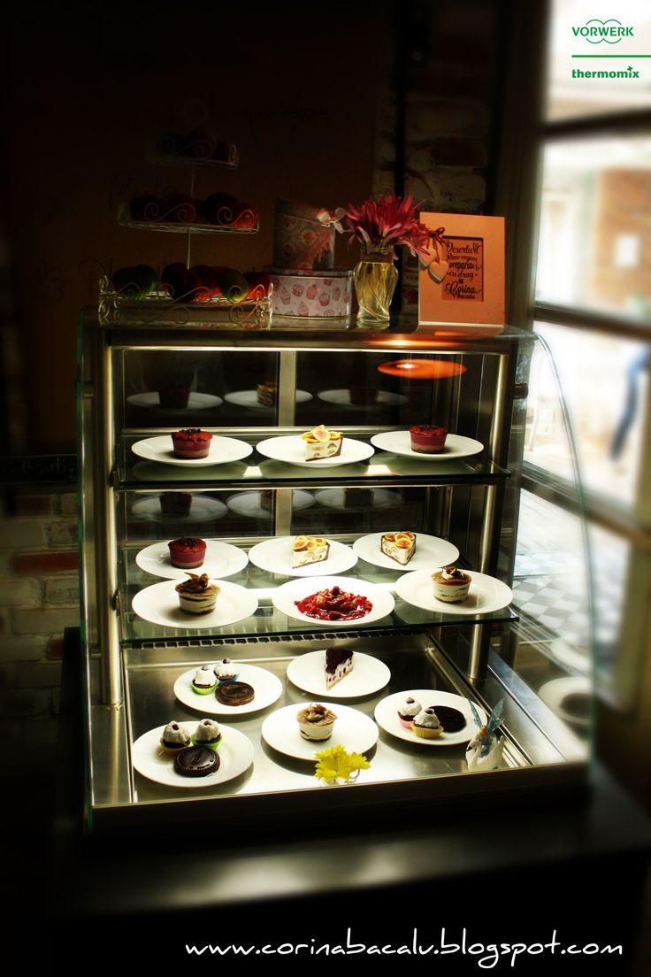 Ma Cocotte sweet corner. Raw vegan desserts by Corina Bacalu