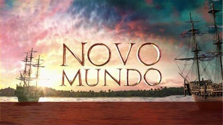 NOVO MUNDO   Cap. 021   14/04/2017   TV_GLOBO - Brasil