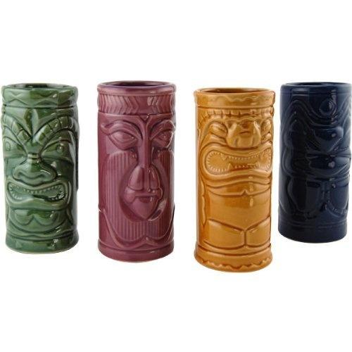 4 Tiki Tumblers Ceramic Hawaiian Luau Party Mugs Glasses by Accoutrements, http://www.amazon.com/dp/B0002NY7HM/ref=cm_sw_r_pi_dp_8LhNrb1ARTGC6