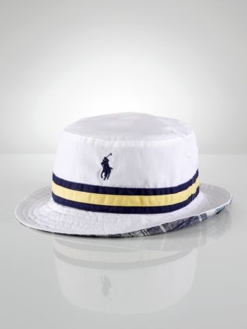 3ea53d93610d1 POLO RALPH LAUREN BUCKET HAT