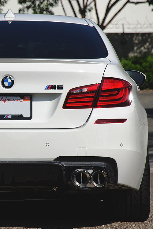 BMW F10 M5 | FULL THROTTLE