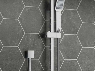 Vellamo Square Shower Riser Rail Kit RRP £53.90 | Now £22.95 – Save 57% http://tidd.ly/7dd14ec0