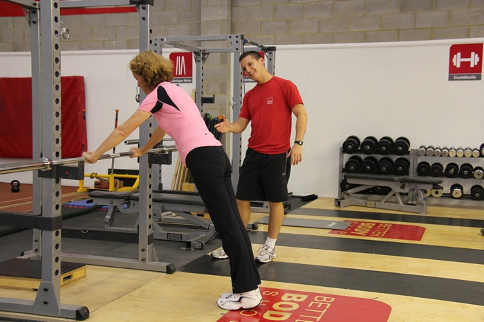 Our trainers will assess you and your fitness levels to create a training plan that suits you