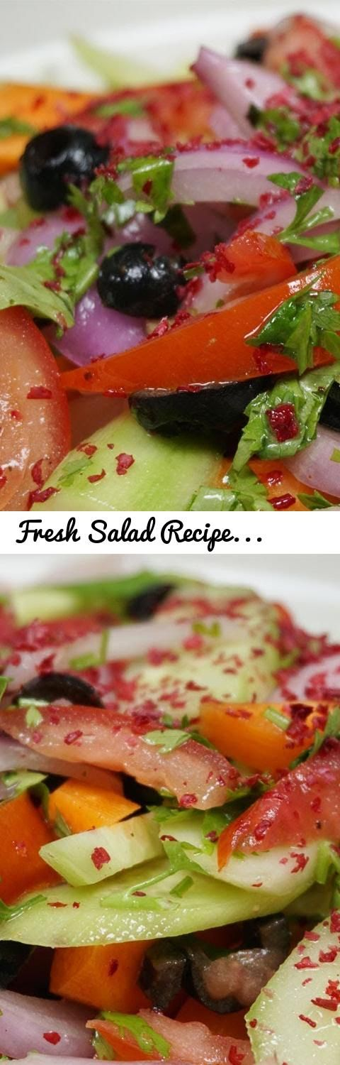 Fresh Salad Recipe - Refreshing Healthy Salad | Cook With Fariha (2017)... Tags: salad, fresh salad, healthy salad, easy recipes, fresh salad recipe by fariha, cook with fariha, cook with fariha recipes, how to make fresh salad by fariha, salad recipes, hindi recipe, urdu recipe, dinner recipes, easy dinner recipes, healthy dinner recipes, diet salad, salad for diet, food, video recipe, recipe, recipe