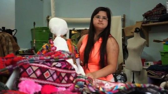 Young Guatemalan designer with Downs Sydrome a hit at London Fashion Week: http://ift.tt/2dPvl9P