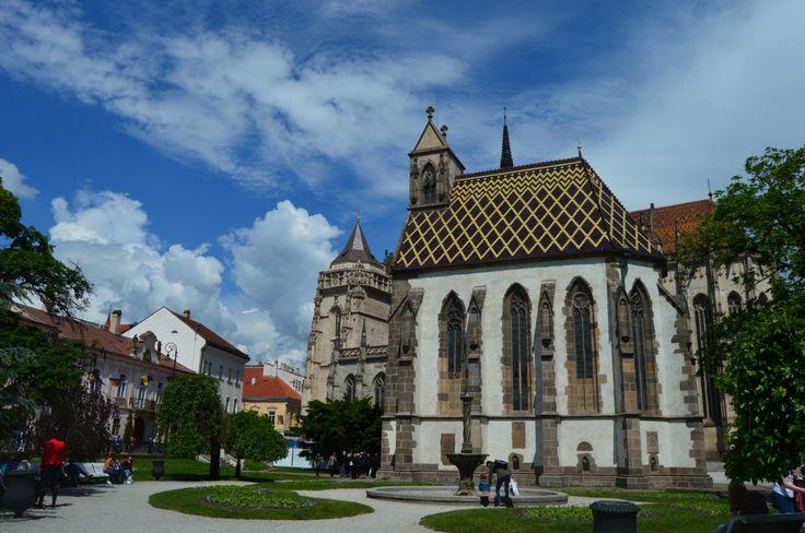 Chapel of St. Michael in Košice, Slovakia
