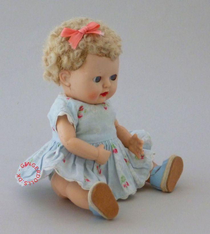 42 Best Rosebud Doll's 1950's Images On Pinterest