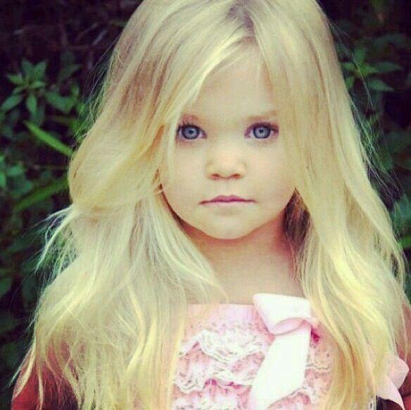 Pin By Ghada Moustafa On Snow White Blonde Hair Girl Baby