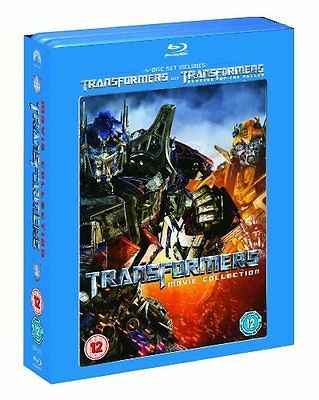 #Transformers 1 and 2  dvd blu-ray shia labeouf, #megan fox, josh duhamel, #tyres,  View more on the LINK: 	http://www.zeppy.io/product/gb/2/301628991830/